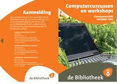 Gezamenlijk cursusaanbod bibliotheken Almelo, Enschede, Hengelo