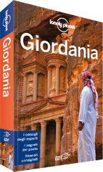 """Giordania - """"Da oltre 2000 anni crocevia della storia, il regno di Giordania é uno scrigno di tesori, con siti tutelati dall'UNESCO e spettacolari paesaggi desertici"""". 15 importanti luoghi biblici, 45 cartine, 180 tazzine di caffè forte e aromatizzato, millenni e millenni di storia, prospetti 3D dei luoghi principali."""