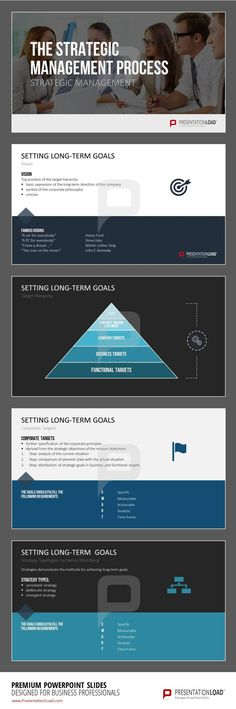 96 Best Business Strategy // PowerPoint Templates images in 2019