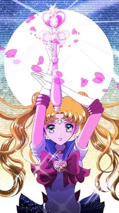 Sailor Moon Stars, Sailor Moon Fan Art, Sailor Moon Character, Sailor Moon Usagi, Sailor Moon Crystal, Sailor Venus, Old Anime, Anime Manga, Anime Art