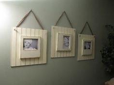 beadboard frames