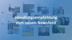 Nach dem Newsfeed Update: Was Facebook jetzt Publishern empfiehlt - allfacebook.de #socialmedia #facebook #newsfeed