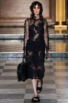 Simone Rocha Pret A Porter S/S 2015 Pasarela Londres