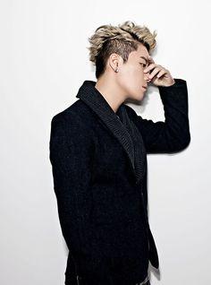 one of my fav kpop rapper, San E