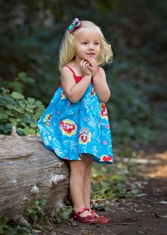 Ariel Inspired Summer Tank Top Style Dress Red Aqua Turquoise Disney Little Mermaid by InspiredFlair on Etsy