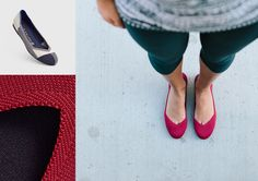 Shop our collection of chic, comfortable, versatile women's ballet & pointed toe flats in a variety of stylish colors.