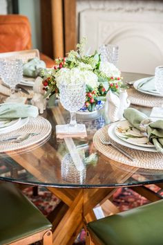 Southern inspired Thanksgiving table with Pier 1 on Thou Swell @thouswellblog #pier1_partner #pier1love