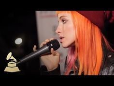Live performance of Paramore's That's What You Get   GRAMMYs - YouTube