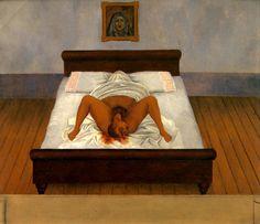Frida Kahlo, el mito y el pan de muerto (ESP) – EATING ARTS Diego Rivera, Artemisia Gentileschi, Frida E Diego, Paul Gauguin, Gustav Klimt, Pablo Picasso, Hope Chest, Les Oeuvres, Book Art