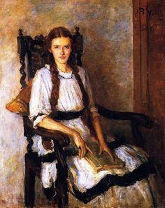 Mary Lapsley Caughey by John Butler Yeats
