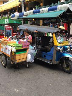 Tuk tuk  #tailandia#