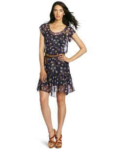 Ella moss Women's Georgia Belted Dress where can i find dresses http://wherecanifinddresses.com