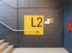 Wayfinding & signage   Cartlidge Levene