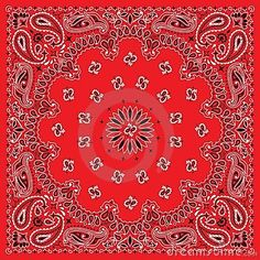 Paper House Productions - Country Star Collection - 12 x 12 Paper - Red Bandana Scrapbook Supplies, Scrapbook Paper, Scrapbooking, Bandana Design, Red Bandana, Bandana Quilt, Cowgirl Party, Arts And Crafts, Paper Crafts