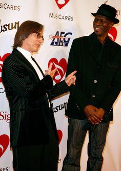 Jackson Browne Photos - Musicians Jackson Browne and Keb' Mo' arrive at the 2007…