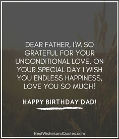 Happy Birthday Dad Quotes Quotes Pinte
