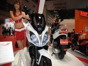 KYMCO - TOKYO MOTOR SHOW 2011
