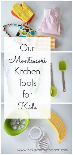 Having appropriate child sized cooking tools is very important in a Montessori environment. In a Montessori home, having tools in the kitchen can foster independence, creativity, and concentration for children.
