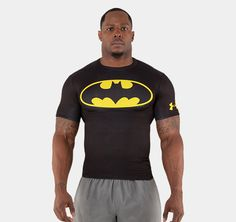 batman workout shirt | By John On March 19, 2013 · Add Comment · In Apparel