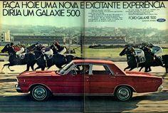 1970 Ford Galaxie - Brasil
