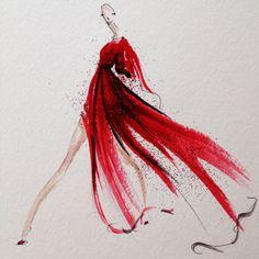 jeanette getrost | fashion illustration
