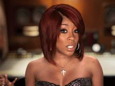 Atlanta Short Hairstyles Black Women | ... At Every One Of K.Michelle's Hairstyles On Love And Hip Hop: Atlanta