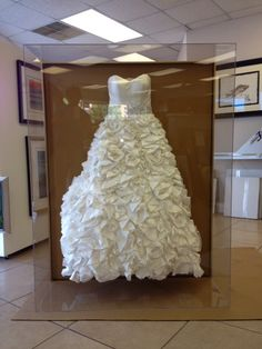 Wedding dresses on pinterest framed wedding dresses for Frame your wedding dress
