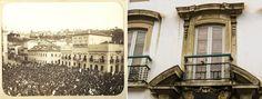 Praça XV - Paço Imperial - Lei Áurea