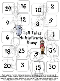 how to write a tall tale