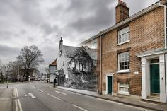 Blitz Ghost - 67 Duke Street Norwich Norwich Norfolk, Air Raid, Uk Photos, Up House, Old Buildings, Ghosts, Townhouse, Nostalgia, Villa