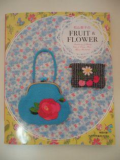 New Atsuko Matsuyama Craft Book Textile Fabrics, Felicia, Vintage Fabrics, Book Crafts, Cherries, Linens, Quilts, Tableware, Books