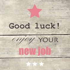 Nieuwe en leuke baan zoeken waar je met plezier kan werken..