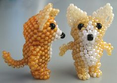 3D Chihuahua - could be Corgis :D