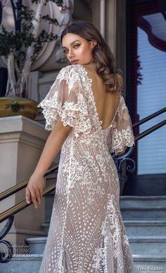 "615baa641c9 Tina Valerdi 2019 Wedding Dresses — ""I m Yours"" Bridal Collection"