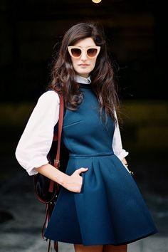 Vanessa Jackman: New York Fashion Week SS 2015....Valentina