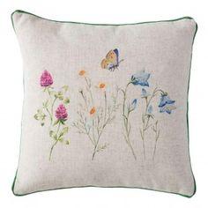 Summer Meadow Cushion