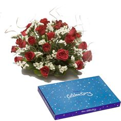 Get Roses, Gifts, Chocolates @ Rs.989
