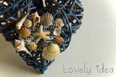 lovely idea!: Sea heart