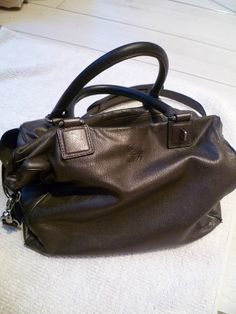 Loewe bag. WANT.