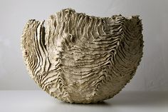 Grande calebasse ocre (grès, engobe, émail, cuisson 1260°)