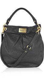 Marc by Marc JacobsHillier Hobo leather shoulder bag