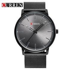 70ebb4b4d06 2016 Luxury Brand Men Watches Ultra Thin Genuine Leather Clock Male Quartz  Sport Watch Men Waterproof Casual Wristwatch relogio