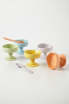 Porcelain Plinth Bowl