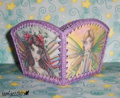 Greeting Card Bowls - PAPER CRAFTS, SCRAPBOOKING & ATCs (ARTIST TRADING CARDS)