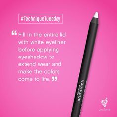 Younique Tip Tuesday: Moodstruck Precision Eye Pencil in Pristine https://www.youniqueproducts.com/Tabithasamples