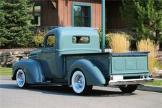 1946 FORD 1/2 TON CUSTOM PICKUP - 138098