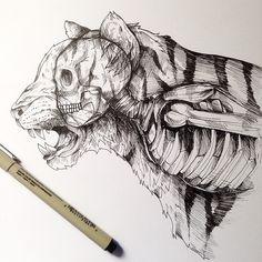 papel-caneta-e-muito-talento-nas-ilustracoes-de-alfred-basha (2)
