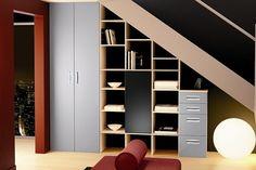 img modules sous escalier Utilisez au maximum vos escaliers
