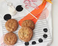 Cynamonowe ciasteczka - przepis