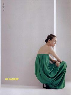 Jil Sander Ad Campaign Spring/Summer 2007 Shot #2